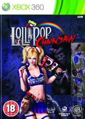 Lollipop Chainsaw XBOX360