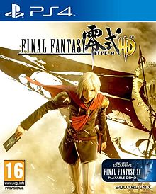 Final Fantasy Type-0 (Sem...