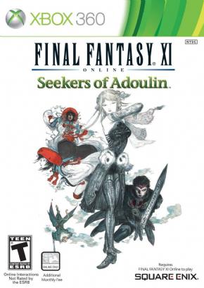 Final Fantasy XI Seekrs o...