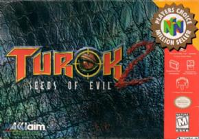 Turok 2 Seed of Evil (Sem...