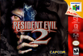 Resident Evil 2 (Seminovo...