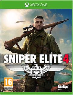 Sniper Elite 4 Edição de...
