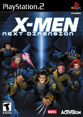 X-men Next Dimension (Sem...