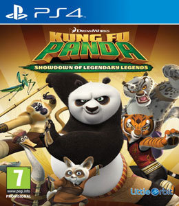 Kung Fu Panda: Showdown o...