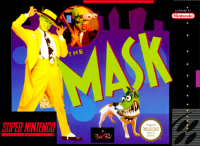The Mask Super Nintendo -...