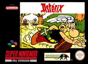 Asterix (Seminovo) Super...