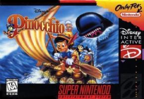 Pinochio (Seminovo) Super...