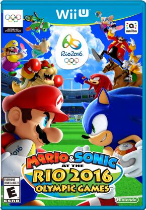 Mario & Sonic at the Rio...