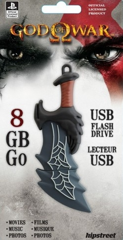 Pen Drive - God Of War: 8...