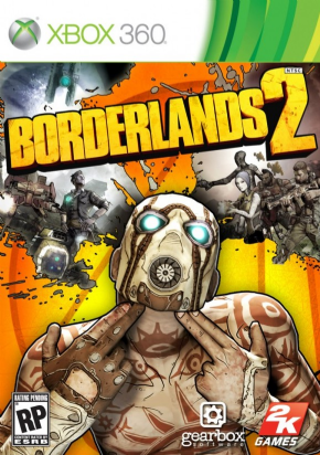 Borderlands 2 (Seminovo)...
