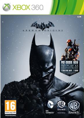 Foto Batman Arkham Origins (Seminovo) XBOX 360