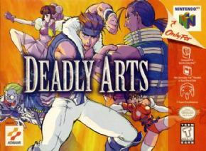 Deadly Arts (Seminovo) Ni...
