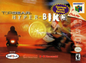 Top Gear Hyper Bike (Semi...