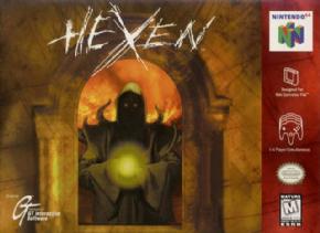 Hexen (Seminovo) Nintendo...