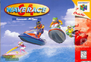 Wave Race 64 Nintendo 64...