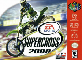 Supercross 2000 (Seminovo...