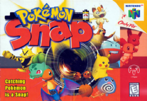 Pokemon Snap (Seminovo) N...