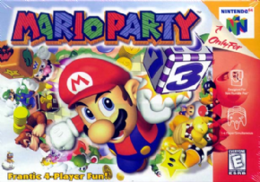 Mario Party (Seminovo) Nintendo 64