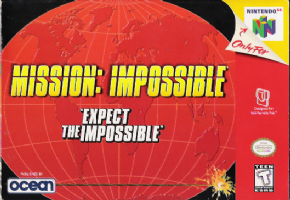 Foto Mission Impossible  (Seminovo) Nintendo 64