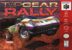 Top Gear Rally (Seminovo)...