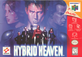 Hybrid Heaven (Seminovo)...