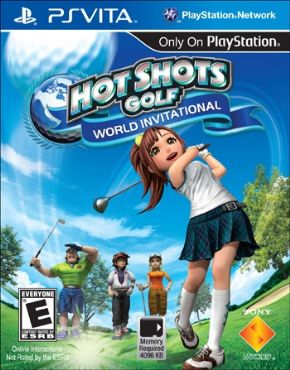 Hot Shots Golf - World Invitational PSVi...