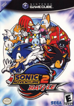 Foto Sonic Adventure 2 Battle (Seminovo) Game Cube