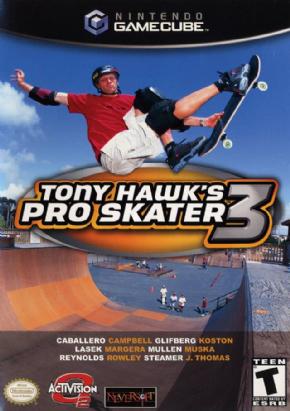 Tony Hawks Pro Skater 3 (...