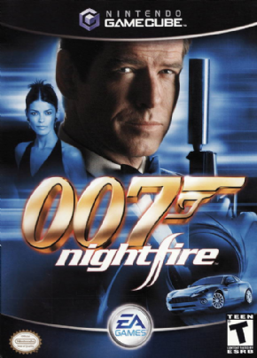Foto 007 Night Fire (Seminovo) Game Cube