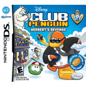 Foto Club Penguim Herberts Revenge (Seminovo) DS