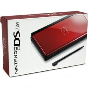 Nintendo DsLite Vermelho...