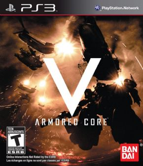 Armored Core V (Seminovo)...