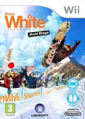 Shaun White Snowboarding...