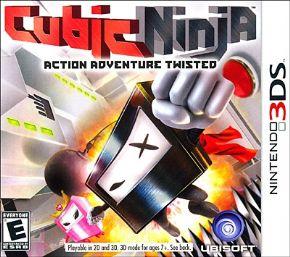 Cubic Ninja 3DS