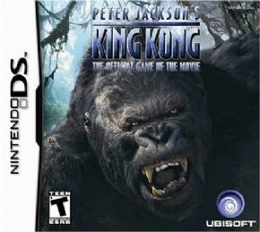 King Kong (Seminovo) DS