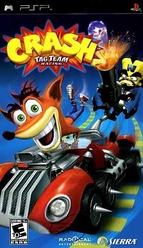 Crash Tag Team Racing (Se...