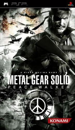 Foto Metal Gear Solid: Peace Walker PSP