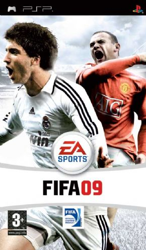 Foto FIFA Soccer 09 (Seminovo) PSP