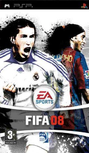 FIFA Soccer 08 (Seminovo)...