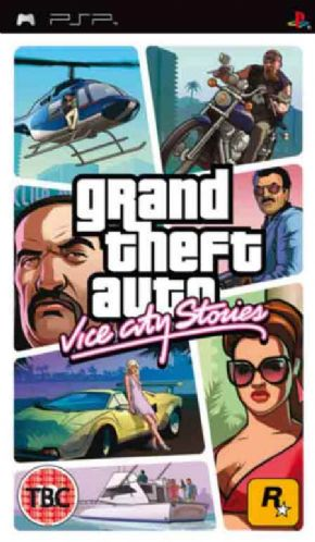 Grand Theft Auto: Vice Ci...