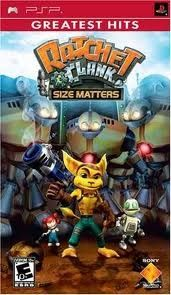 Ratchet & Clank: Size Mat...