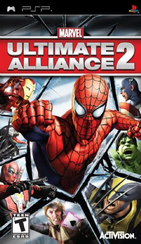 Marvel: Ultimate Alliance...