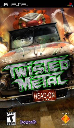 Twisted Metal: Head-On (S...