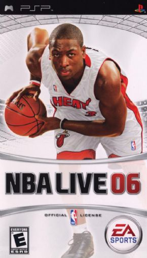 NBA Live 06 (Seminovo) PS...