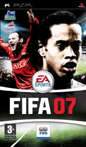 FIFA Soccer 07 (Seminovo)...