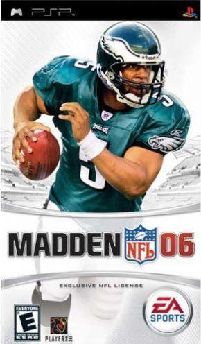 Madden NFL 06 (Seminovo)...