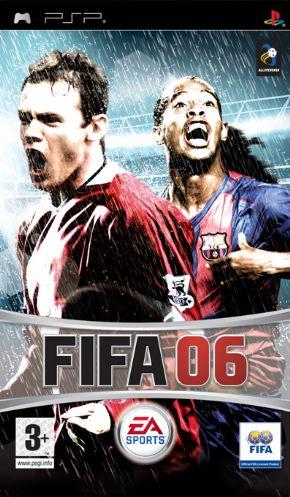 FIFA Soccer 06 (Seminovo)...