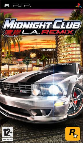 Midnight Club L.A. Remix...