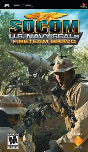 Socom: US Navy Seals Fire...