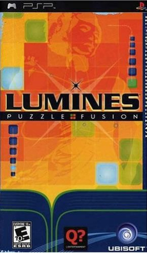 Lumines (Seminovo) PSP